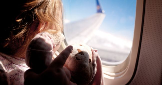 Top tips for a stress-free flight (with a toddler in tow)