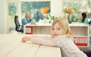 Expert says we should 'move away' from stay-at-home-mum and dad labels