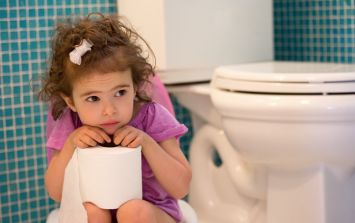 Doctor warns parents not to rush into toilet training for this reason