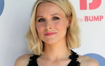 Kristen Bell just shared a parenting trick we ALL need to know about