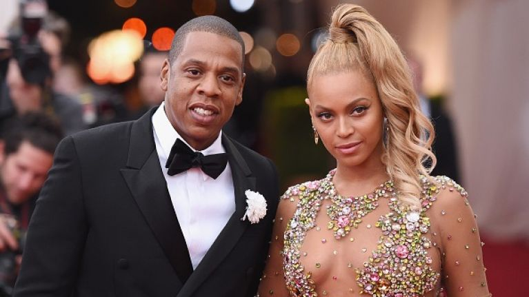 Jay Z has apparently bought the twins dummies worth $2.5m