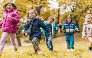 Study finds that children that go camping are happier and do better academically