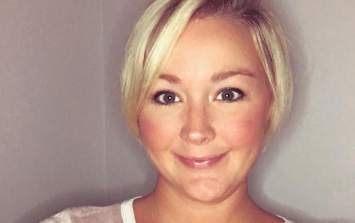 This mum taught her little girl an epic lesson about 'fat'