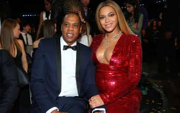 Beyonce and Jay Z spotted with the twins for the first time