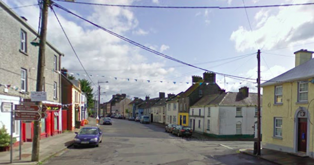 A woman in Galway is recovering after a machete attack