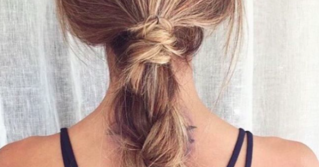 The hair technique to remember if you want to go lighter for summer