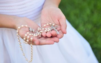 Irish priest wants to end 'specific date' communions and it has parents divided