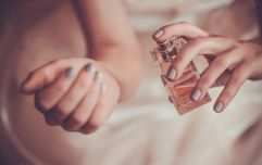 Apparently, this is where you should keep perfume and it's bonkers