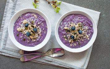 'Purple porridge' might help if your children refuse to eat breakfast