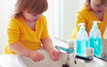 Little fingers: How to encourage good handwashing habits