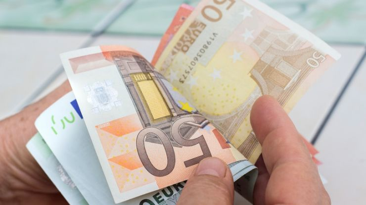 This was the average earnings for employees in Ireland in 2016