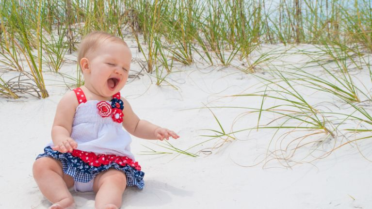 Top ten baby names inspired by the fourth of July