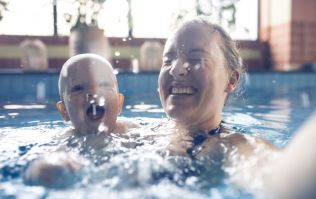 Water Babies raise €28K for refurbishment of Crumlin Hospital