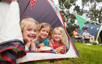Camping hacks to make your outdoors experience TOTALLY kid-friendly