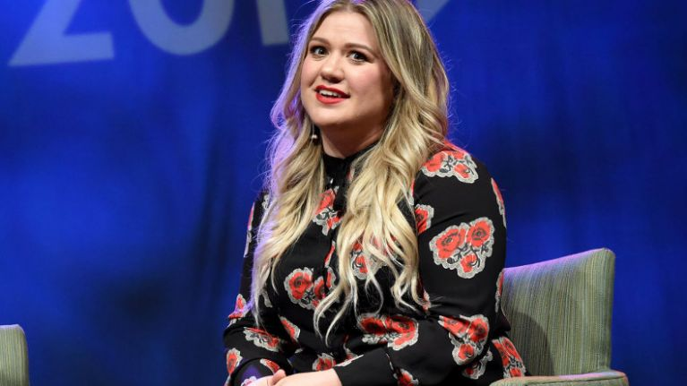 Kelly Clarkson jokes daughter is 'into bad boys' after trip to Disneyland