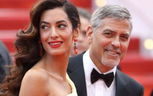 George Clooney says his twins make him cry 'four times a day'