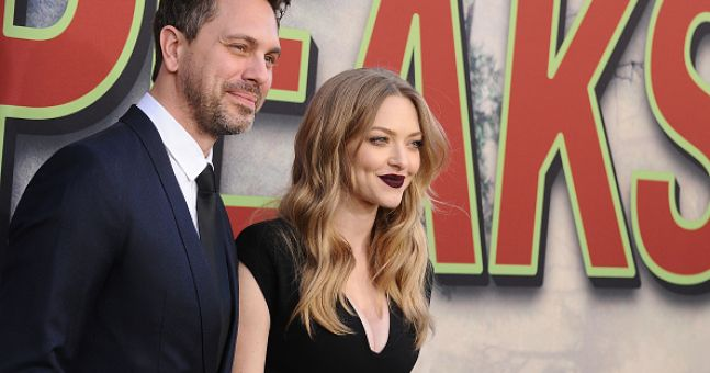 Amanda Seyfreid has shared her thoughts on breastfeeding