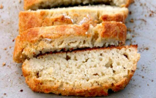 This gluten-free blender bread could not be easier to make
