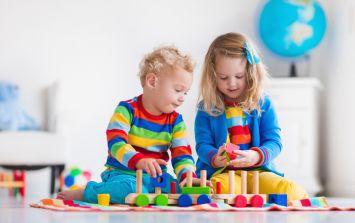 Research confirms second born children really can be a handful