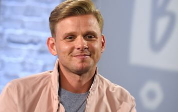Dad Jeff Brazier shares beautiful photo of son Bobby on holidays