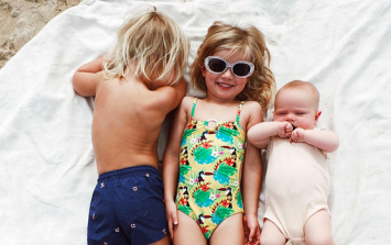 Study finds second-born children are WAY naughtier than their older siblings