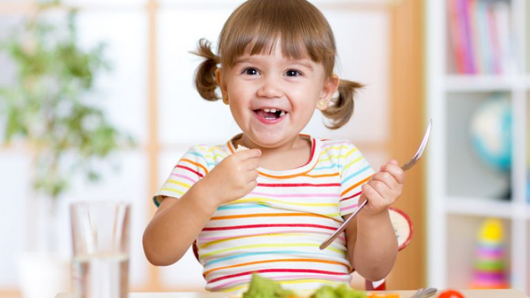 This 'rainbow' tip is a great way to get your child eating their fruit and veg
