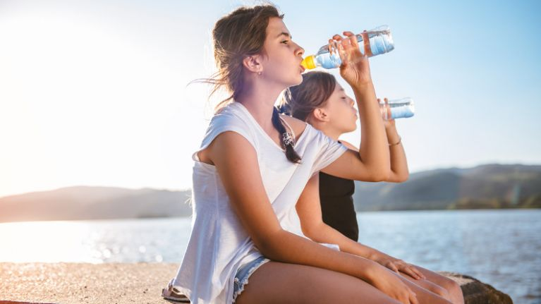 This pee test is sure to encourage you to drink more water