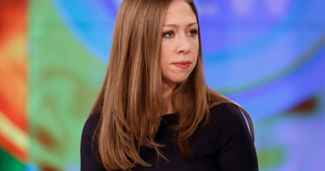 Chelsea Clinton hits back at nasty claims made against her mum