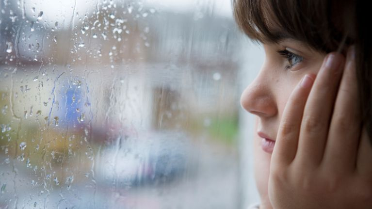 Charity issues warning over children being left home alone