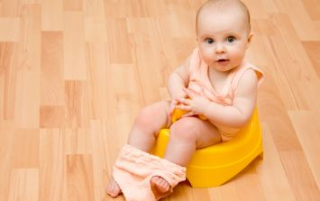 Going potty? The controversial 'nappy free' method for babies