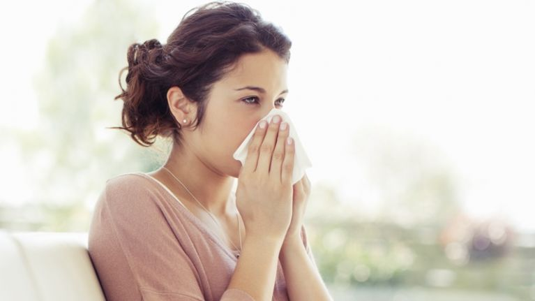Mums can't be sick! 6 signs you're getting a cold - and what to do about it