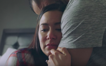 'Not alone' How one ad is addressing the isolation of infertility