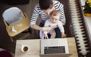 Take a moment, to acknowledge the madness that is being a working mum