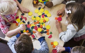 Childcare better for kids' development than informal minding, finds study