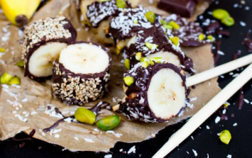 Banana sushi is the healthy snack your kids are going to love