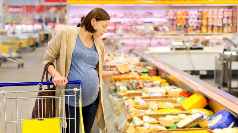 Confused? What you should (and shouldn't) eat when you're pregnant