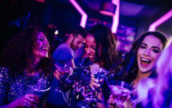 Mum goes clubbing week after giving birth sparking huge debate