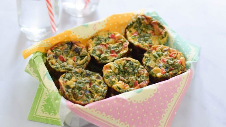 3 delicious ways to sneak more fruit and veg into the kids