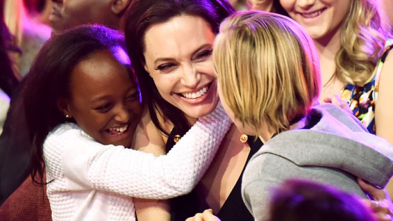 Angelina Jolie is set to become executive producer of BBC children's show