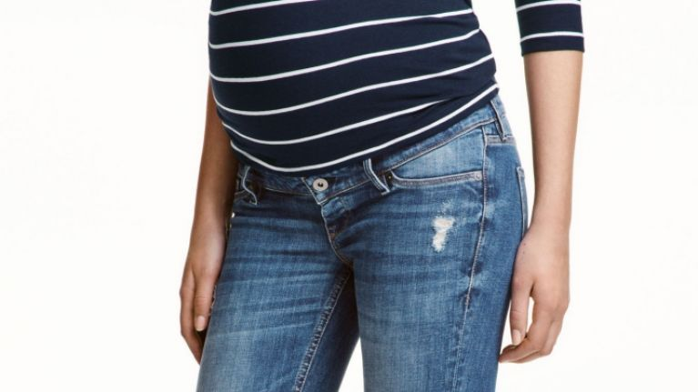 Revealed: The 3 most AMAZING maternity jeans in the universe