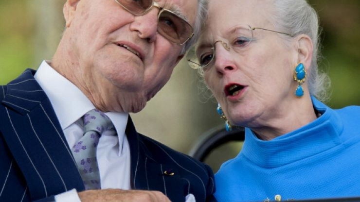 Prince of Denmark refuses to be buried with wife for bizarre reason