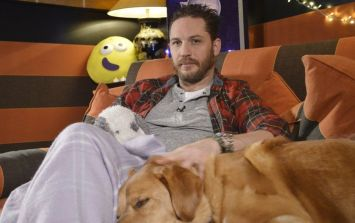 We have a date for Tom Hardy's final ever CBeebies Bedtime Story