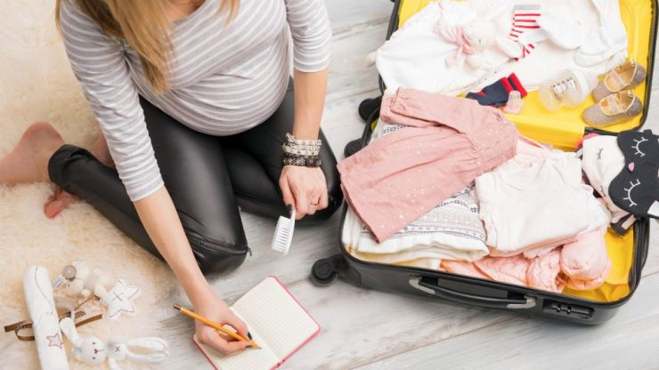 Five things I think all mums-to-be should pack in their maternity bag