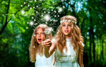 The age children stop believing in magic is younger than it used to be