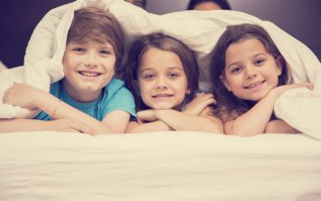 Why that lingering longing for a third child is very real (even if it defies logic)