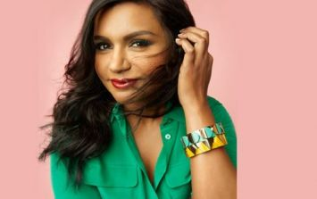 The awkwardly hilarious way Mindy Kaling hid her pregnancy while filming