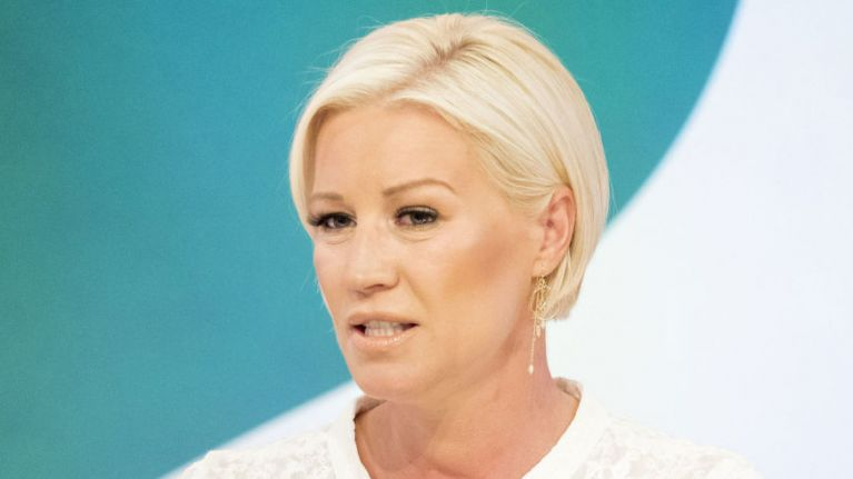 'I still feel guilty' about elective C-section says Denise Van Outen