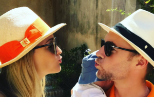 Storm Keating's nappy-changing Insta post has us in stitches