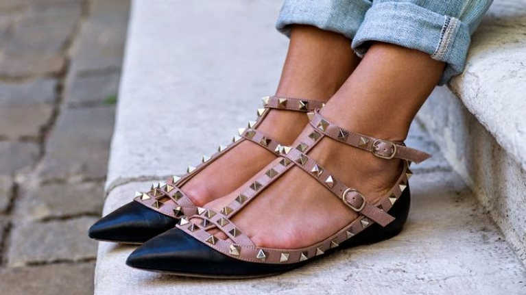 7 fancy pairs of flats so stylish you'll never want to wear heels again