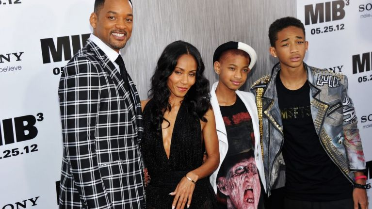 Will Smith learned a big lesson the night Willow shaved her head